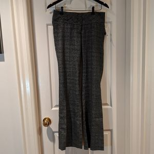 Dynamite Grey and Teal Dress Pants